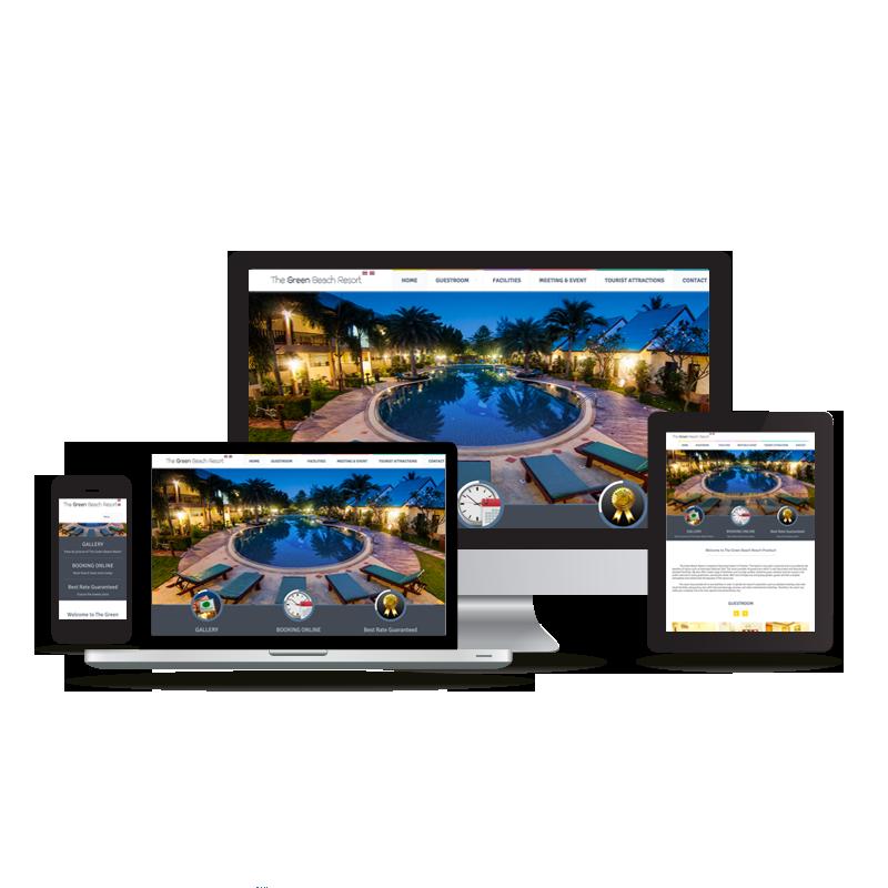 รับทำเว็บขายของ เว็บอีคอมเมิร์ซ รับทำเว็บไซต์ รับออกแบบเว็บไซต์ โฮสติ้ง โดเมน รับจดโดเมน จดโดเมน Responsive Website